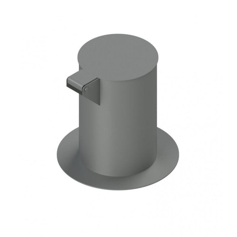 Ковер газовый стальной большой